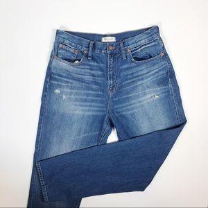 Madewell Perfect Vintage Jean